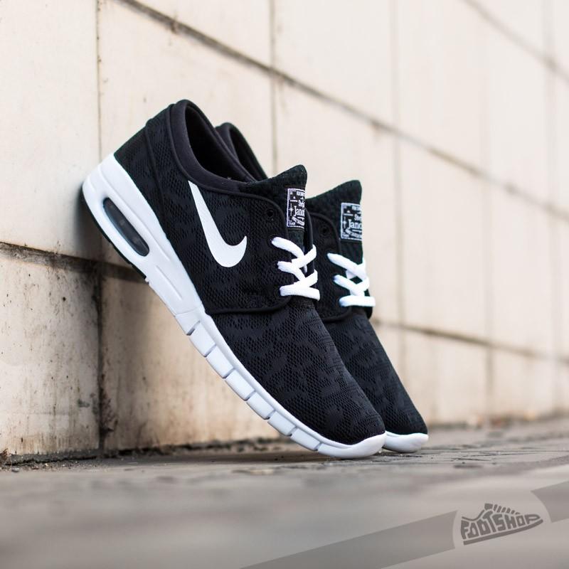 Nike Stefan Janoski Max Black/White Footshop – FR