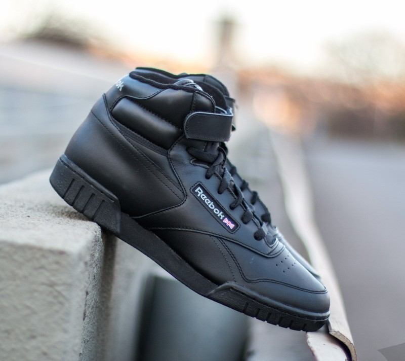 Reebok Ex-O-Fit Hi Black Footshop – FR