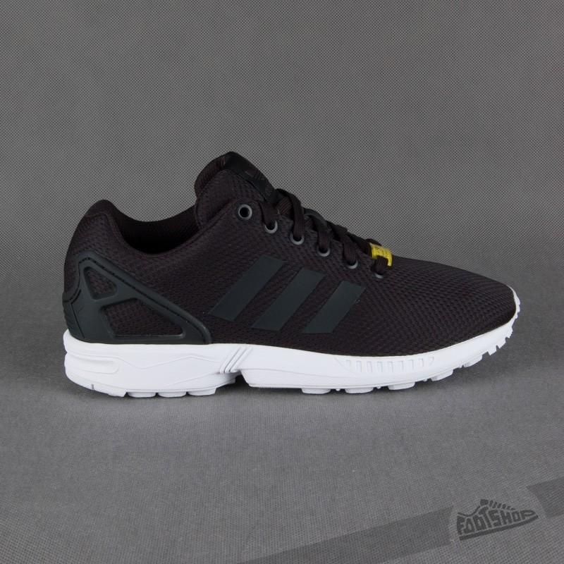 adidas ZX FLUX K Black/Black/Ftwwht
