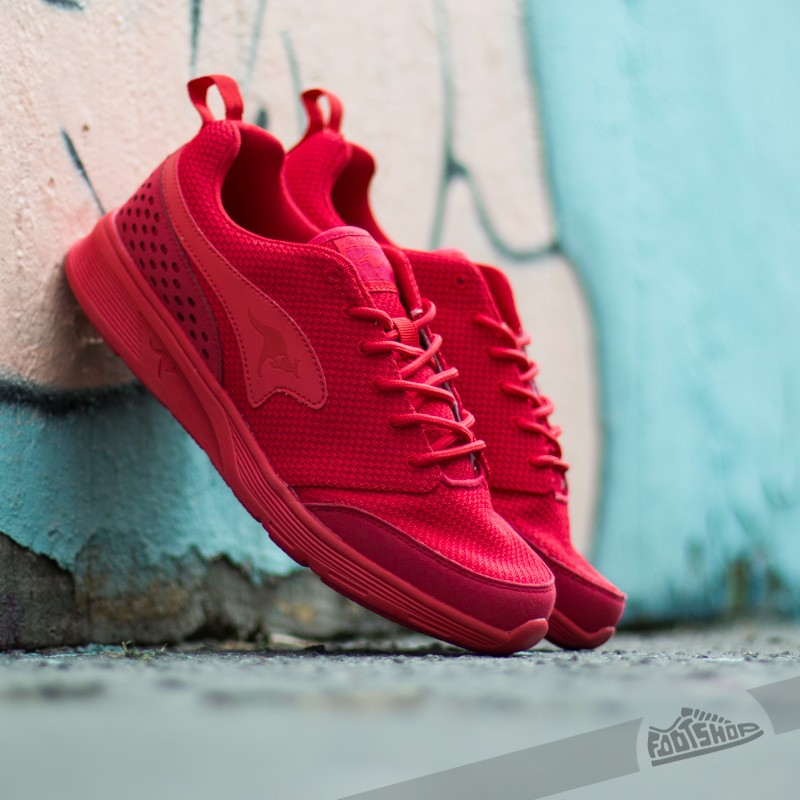Kangaroos Current Flame Red Footshop – FR
