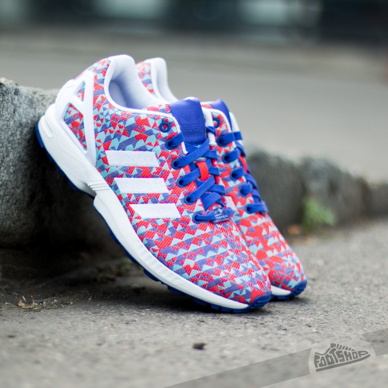 adidas ZX Flux Weave Nigth Flash/Ftwr White/Core black