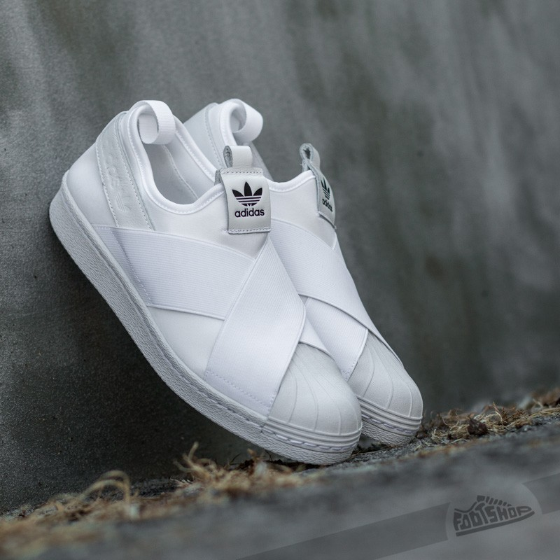 adidas Superstar Slip On W Ftw White