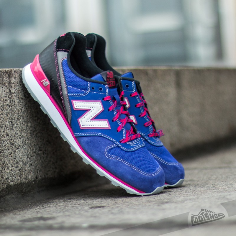 New Balance WR996EG Purple/ Black/ Pink