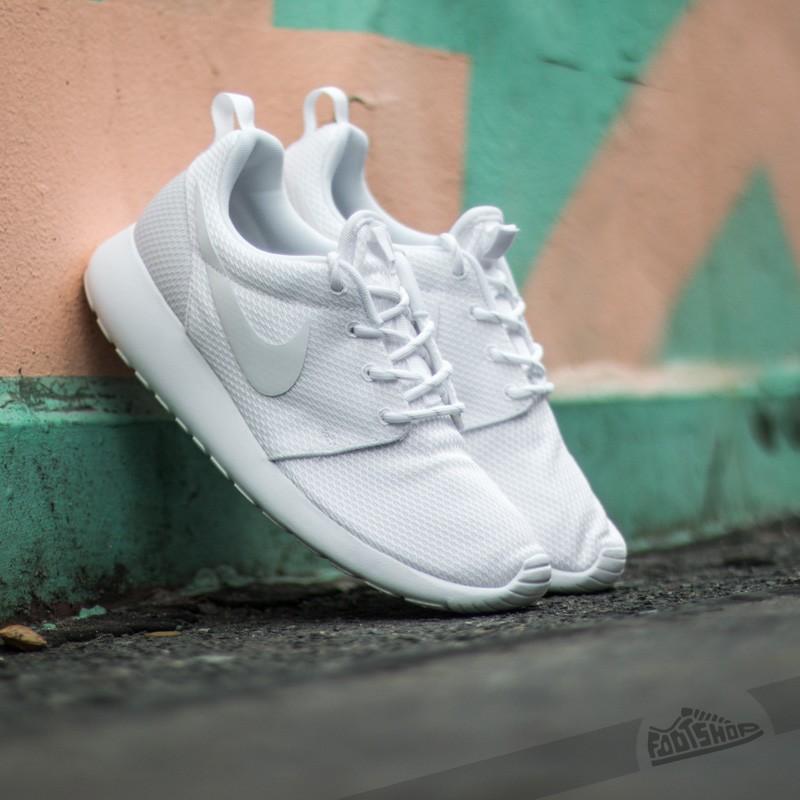 Nike Wmns Roshe One White/ White Footshop – FR