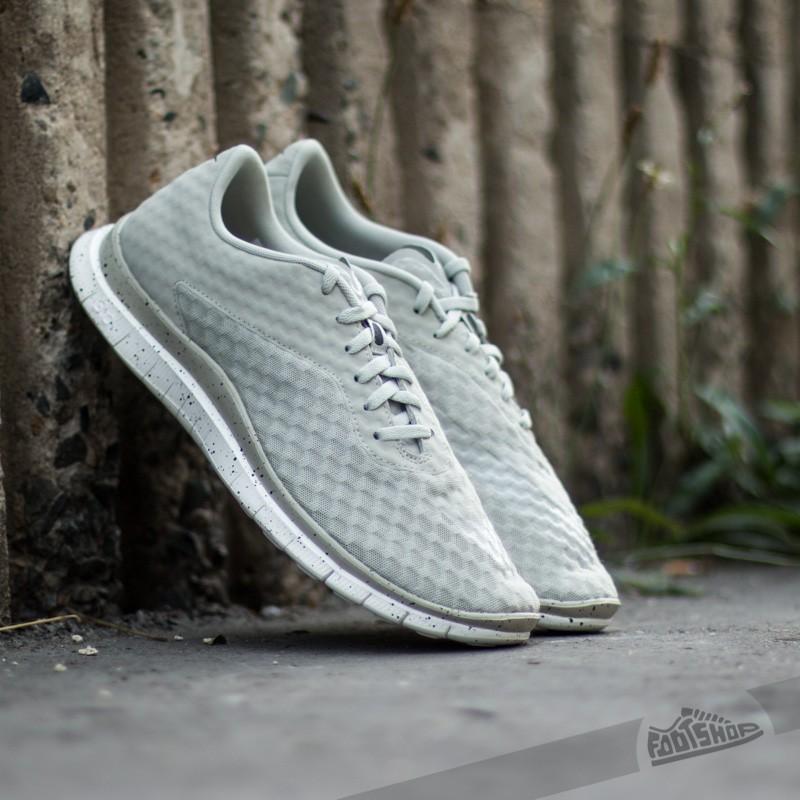 Nike Free Hypervenom Low Lunar Grey/ Lunar Grey- Ivory- Black