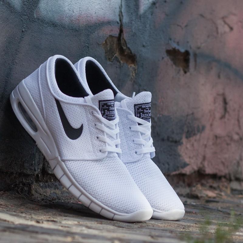 Nike Stefan Janoski Max White/ Black Footshop – FR