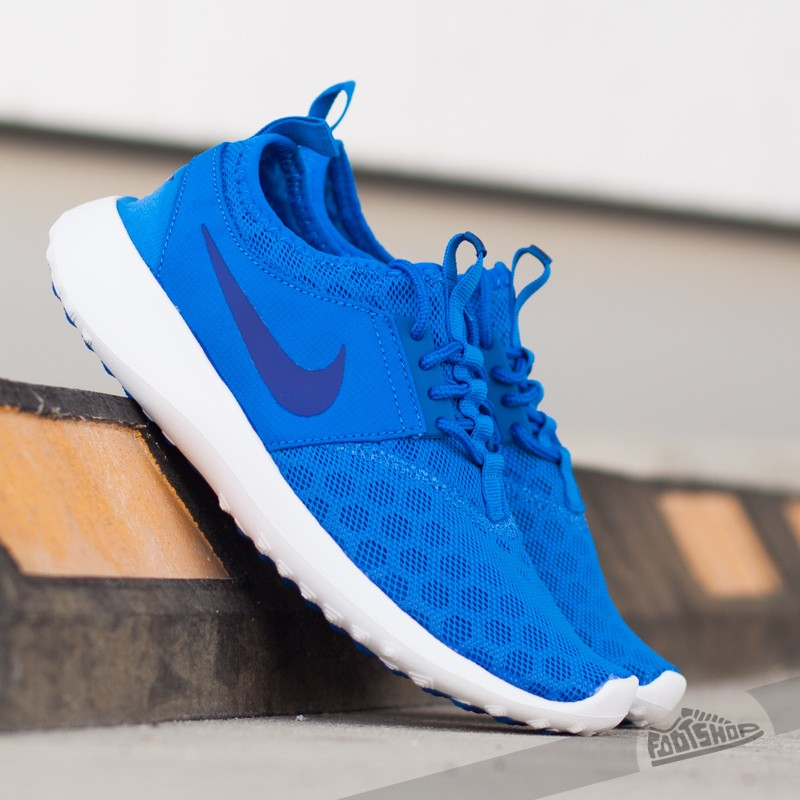 Wmns Nike Juvenate Soar/ Deep Royal Blue- White