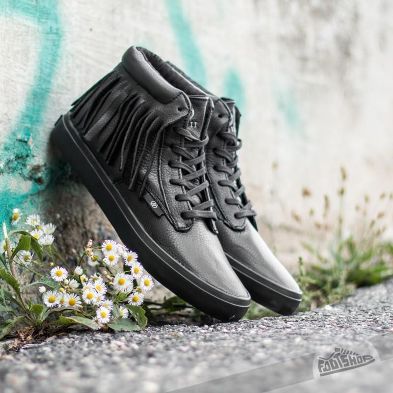Radii Basic Black Death FG Leather Footshop – FR