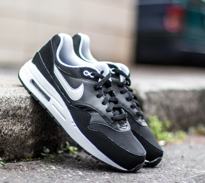 Nike Air Max 1 (GS) Black/ White