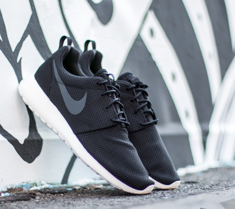 Nike Roshe One Black/ Anthracite-Sail Footshop – FR