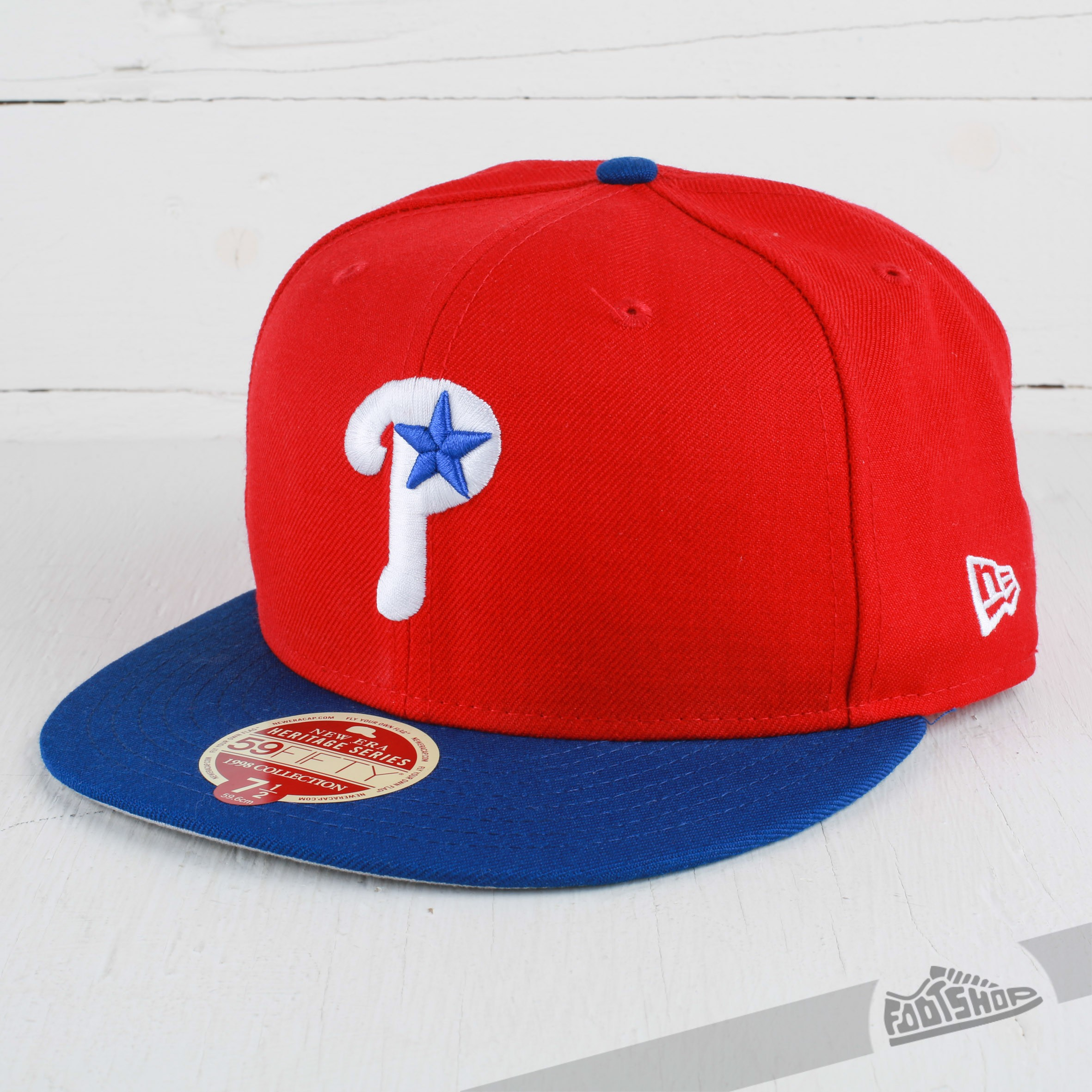 New Era 59FIFTY 1998 Collection Philadelphia Phillies Footshop – FR