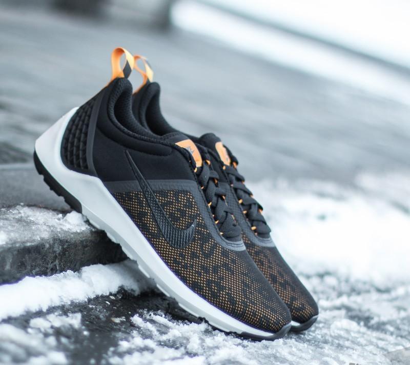 Nike Lunarestoa 2 Premium QS Black/ Black-Kumquat-Sail