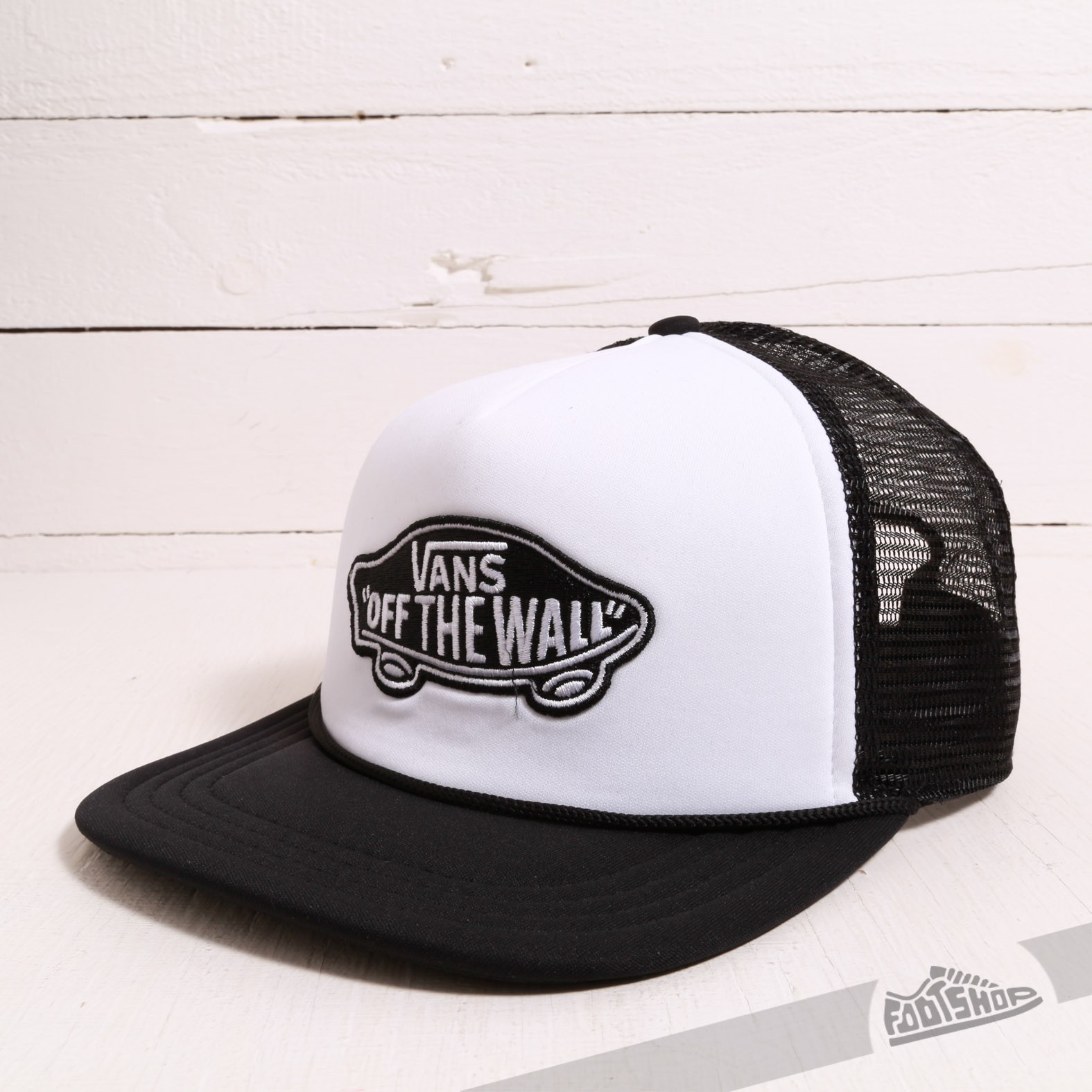 Vans Classic Patch Trucker White/ Black
