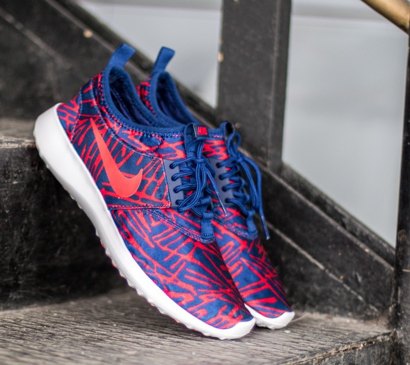Nike Wmns Nike Juvenate Print Lyl Blue/ University Red- Bright Crimson Footshop – FR