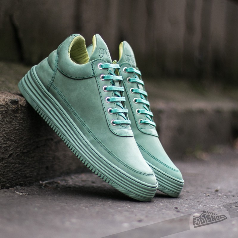 Filling Pieces Low Top Tone Mint Footshop – FR