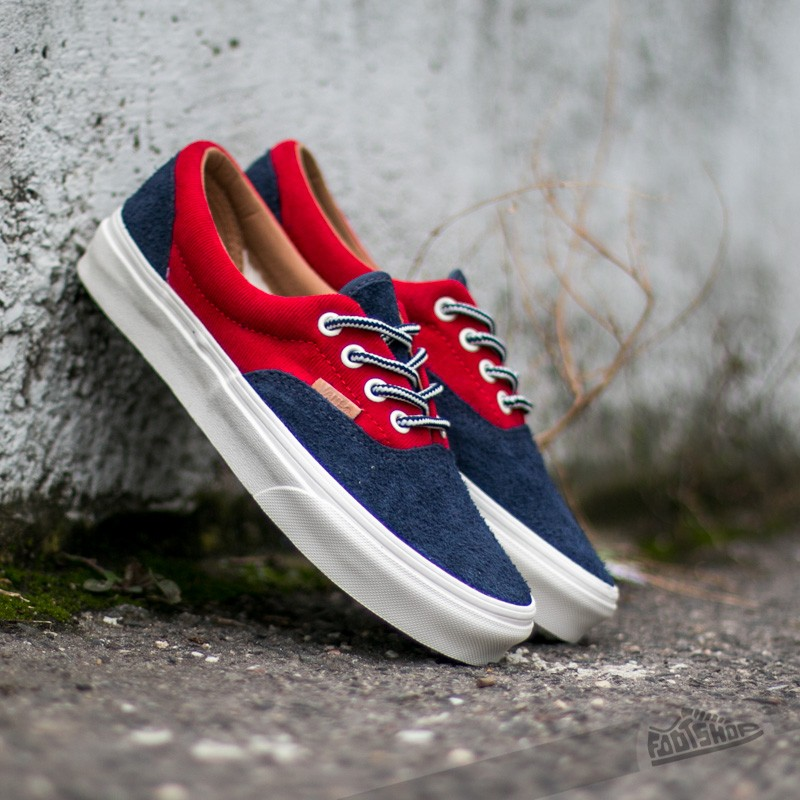 Vans Era + Suede/ Cord Parisian Night
