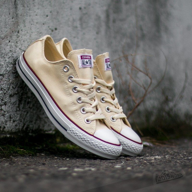 Converse All Star Natural White Footshop – FR