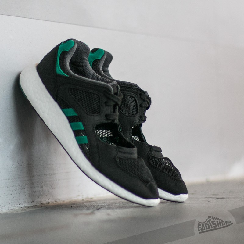 adidas Equipment Racing 91/16 W Core Black/ Bub Green/ Ftw White