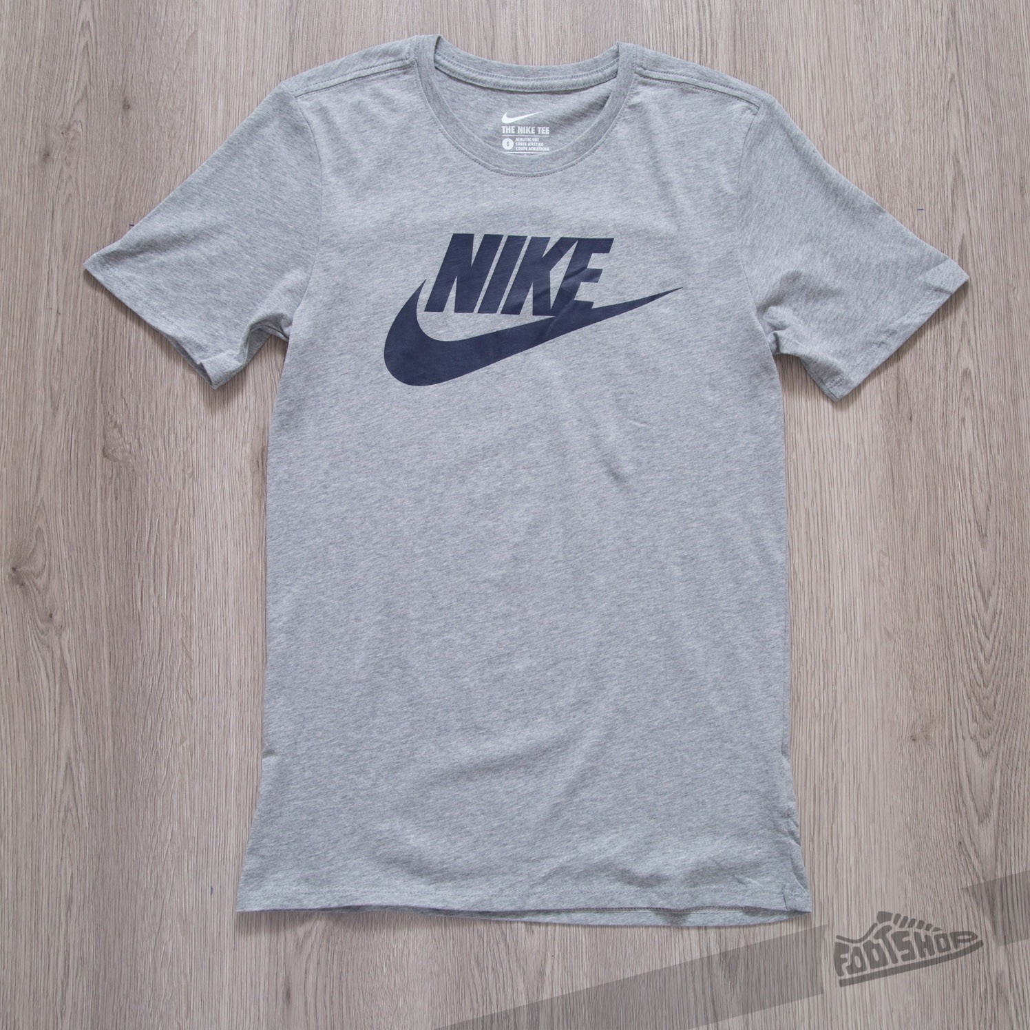 Nike Tee-Futura Icon Grey Footshop – FR