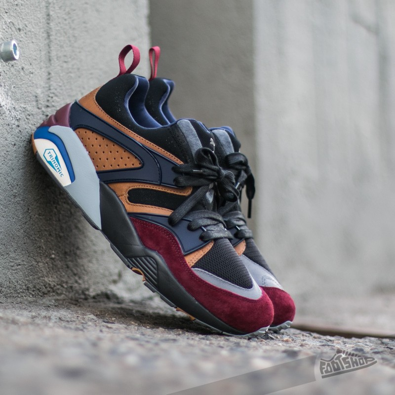 Puma Blaze Of Glory Dark Black/ Cordovan Peacoat
