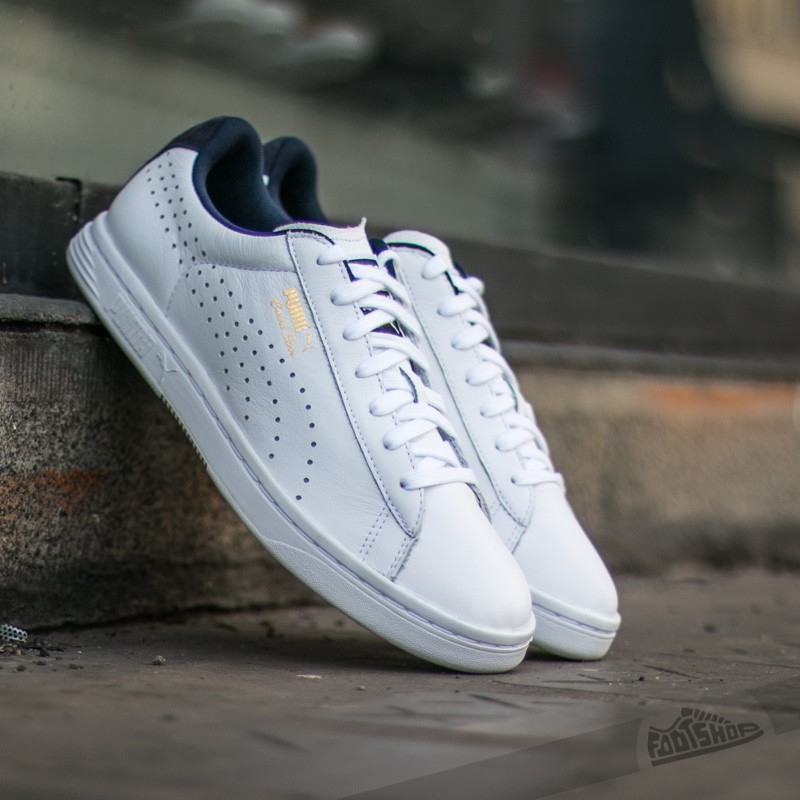 Puma Court Star CRFTD White Peacoat