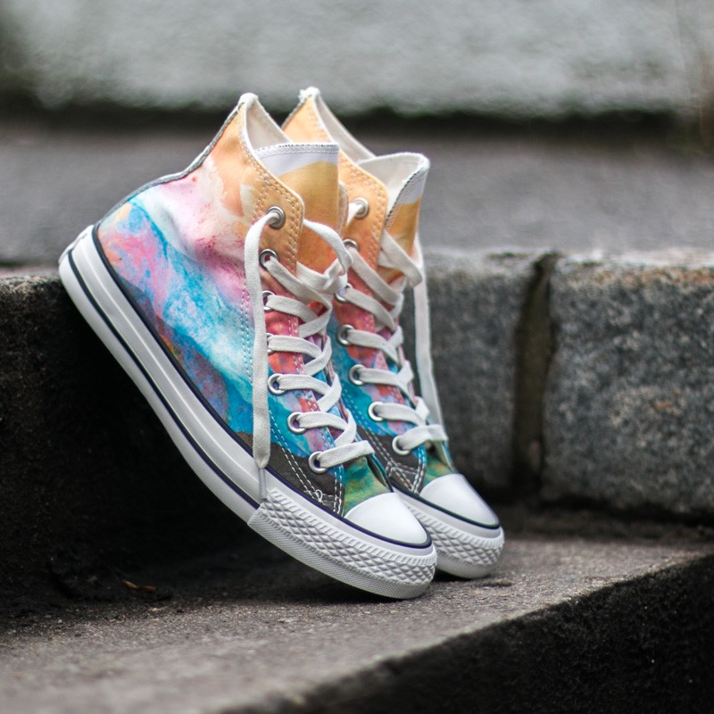 Converse CT All Star Hi Solar