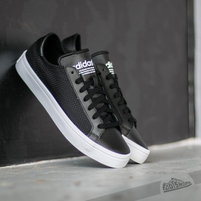 adidas Court Vantage W Core Black / Core Black Ftw White Footshop – FR