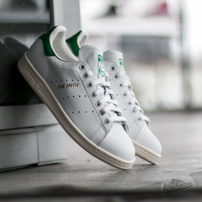 adidas Stan Smith White Ftw/ Running White/ Fairway Footshop – FR