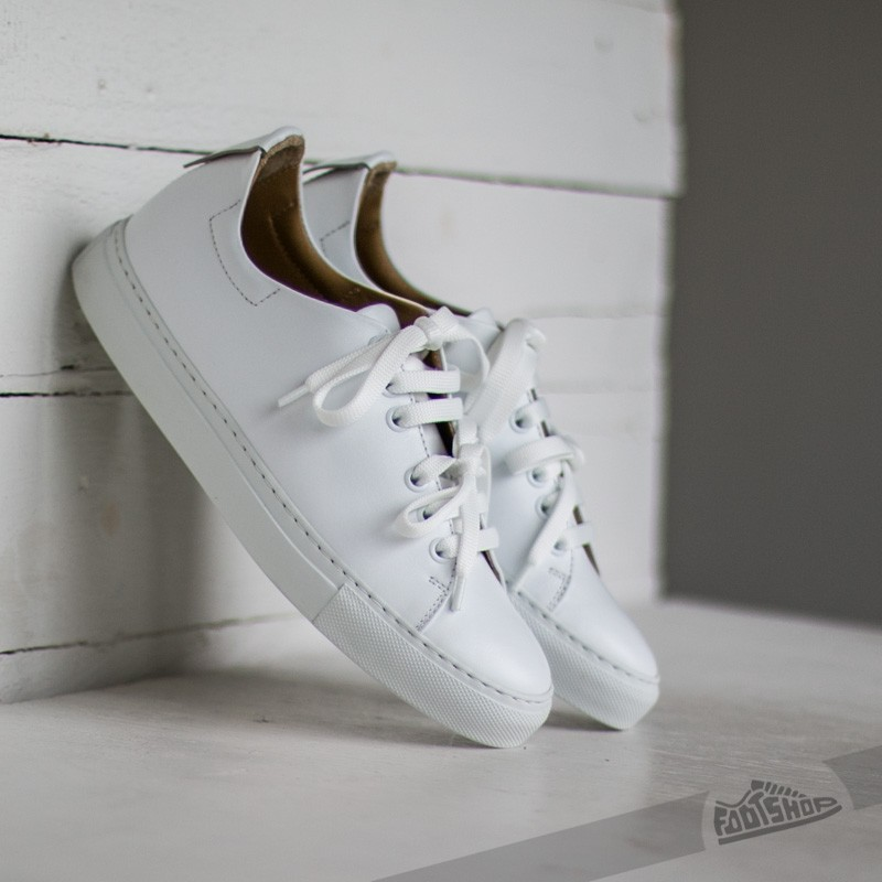 Marco Laganà Sneaker Low White/ White Footshop – FR