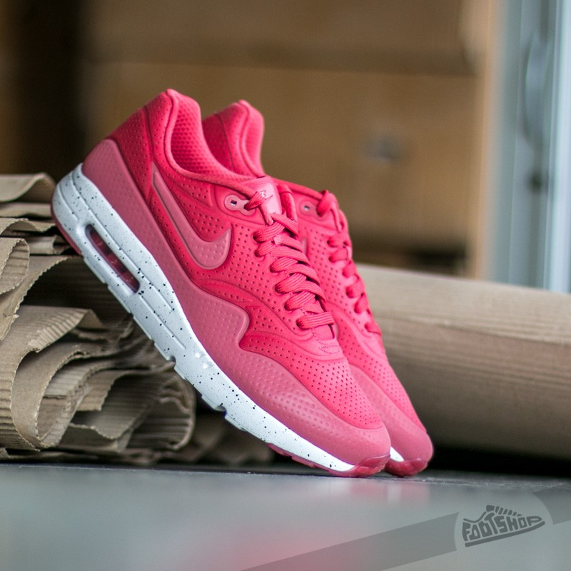 Nike Air Max 1 Ultra Moire Terra Red/ Terra Red White