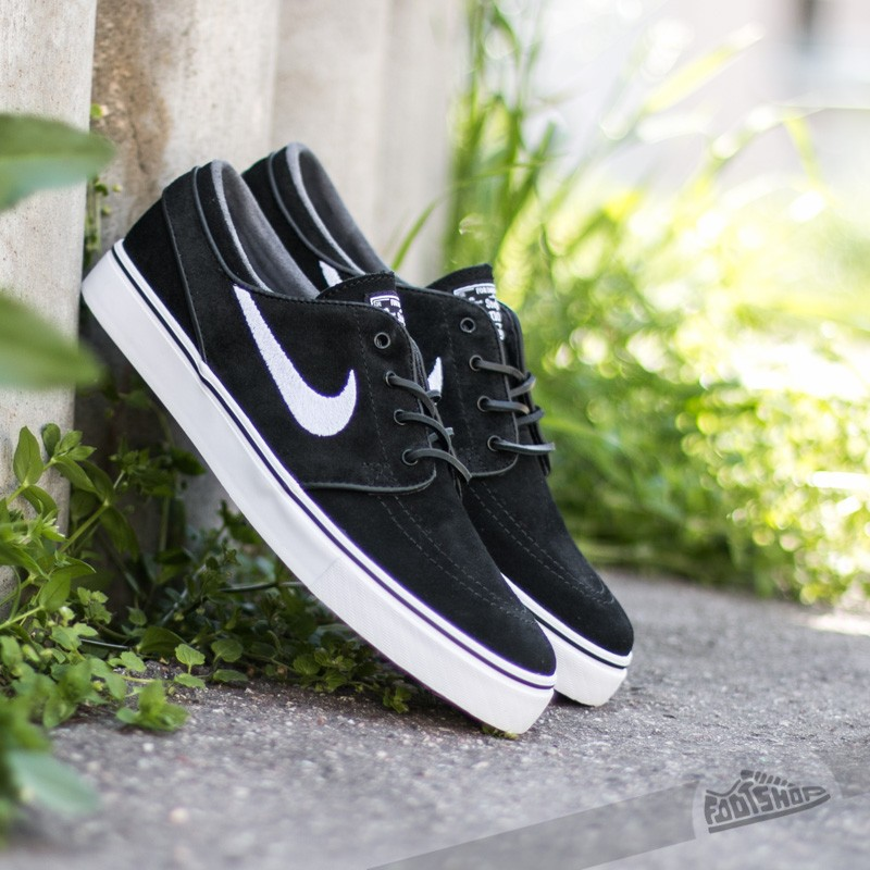 Nike Zoom Stefan Janoski OG Black/ White-Gum Light Brown Footshop – FR