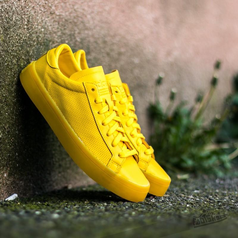 adidas CourtVantage Adicolor Eqtyel/ Eqtyel/ Eqtyel