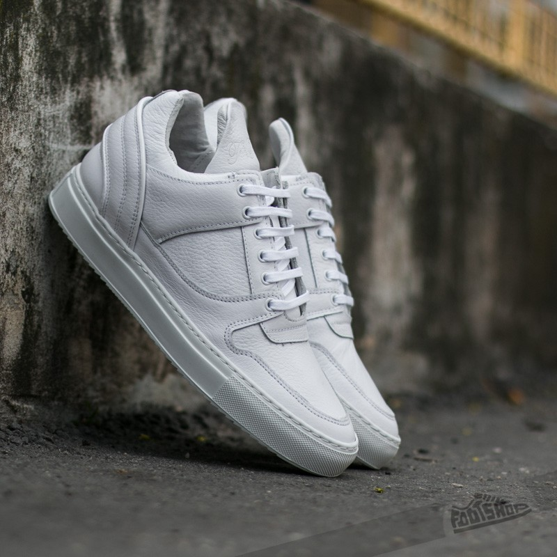 Filling Pieces Low Top Transformed Classic White Footshop – FR