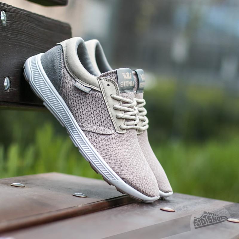 Supra Hammer Run Cement/ Grey-White