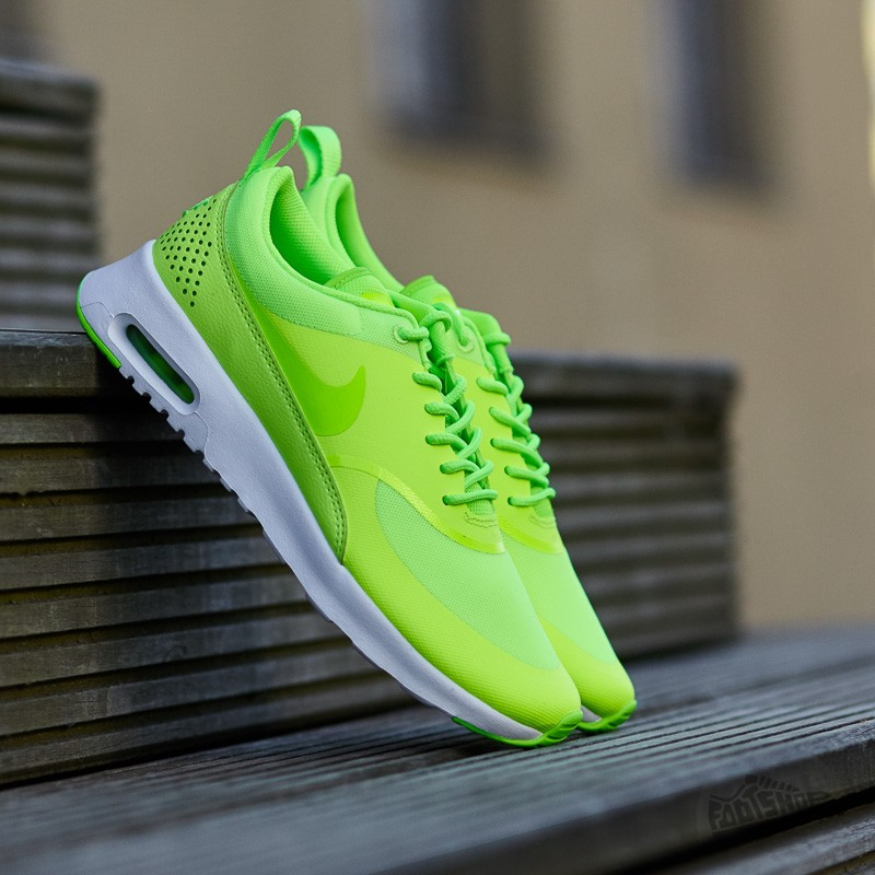 Nike Wmns Air Max Thea Ghost Green/ Electric Green-White