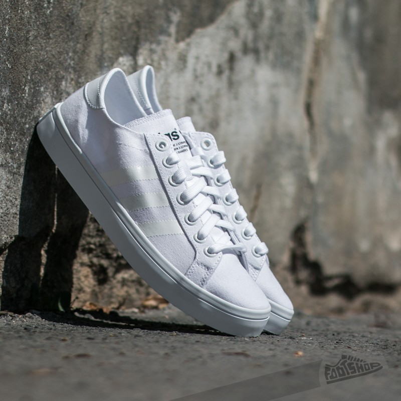 adidas CourtVantage Ftw White/ Ftw White/ Core Black