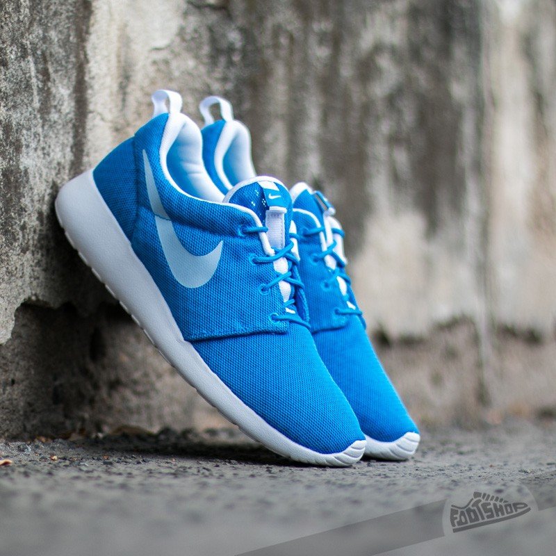 Nike Roshe One BR Photo Blue/ White Footshop – FR