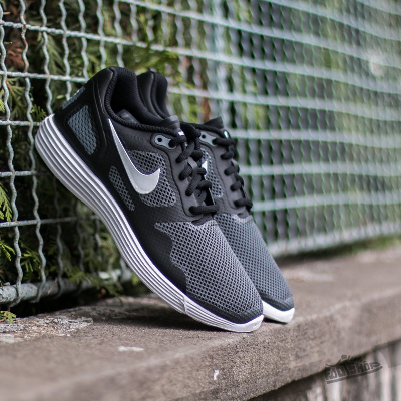 Nike Lunar Flow SE Black/ White-Dark Grey Footshop – FR