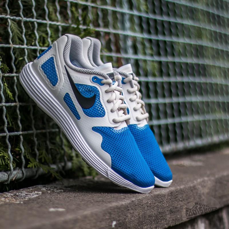 Nike Lunar Flow SE Phantom/ Black-Fontane Blue-Cool Grey