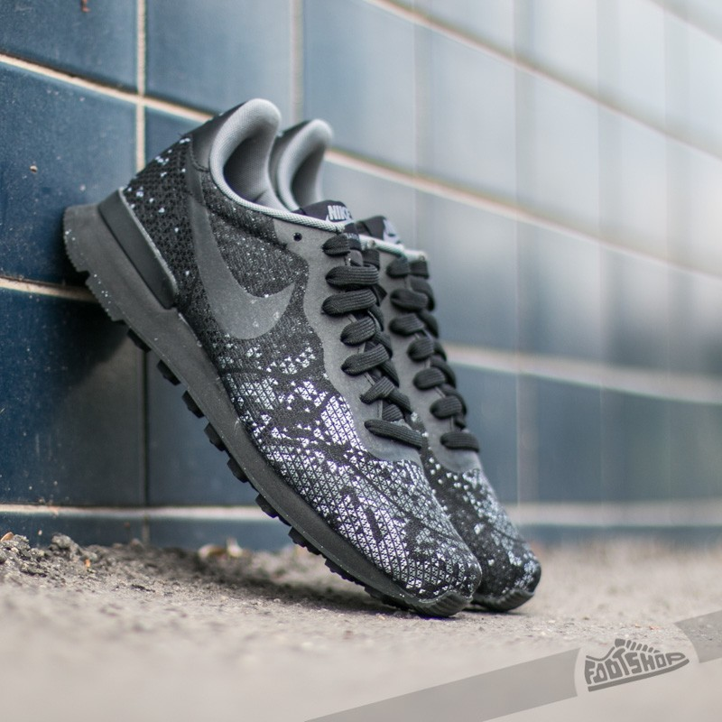 Nike Internationalist JCRD Black/ Black-Dark Grey- Wolf Grey Footshop – FR