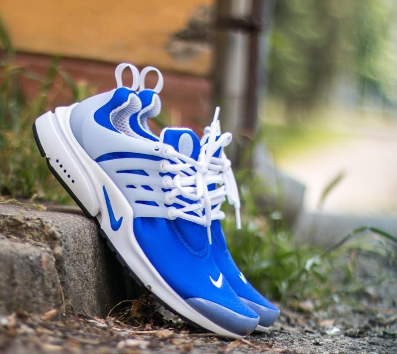Nike Air Presto Racer Blue/ White- Black