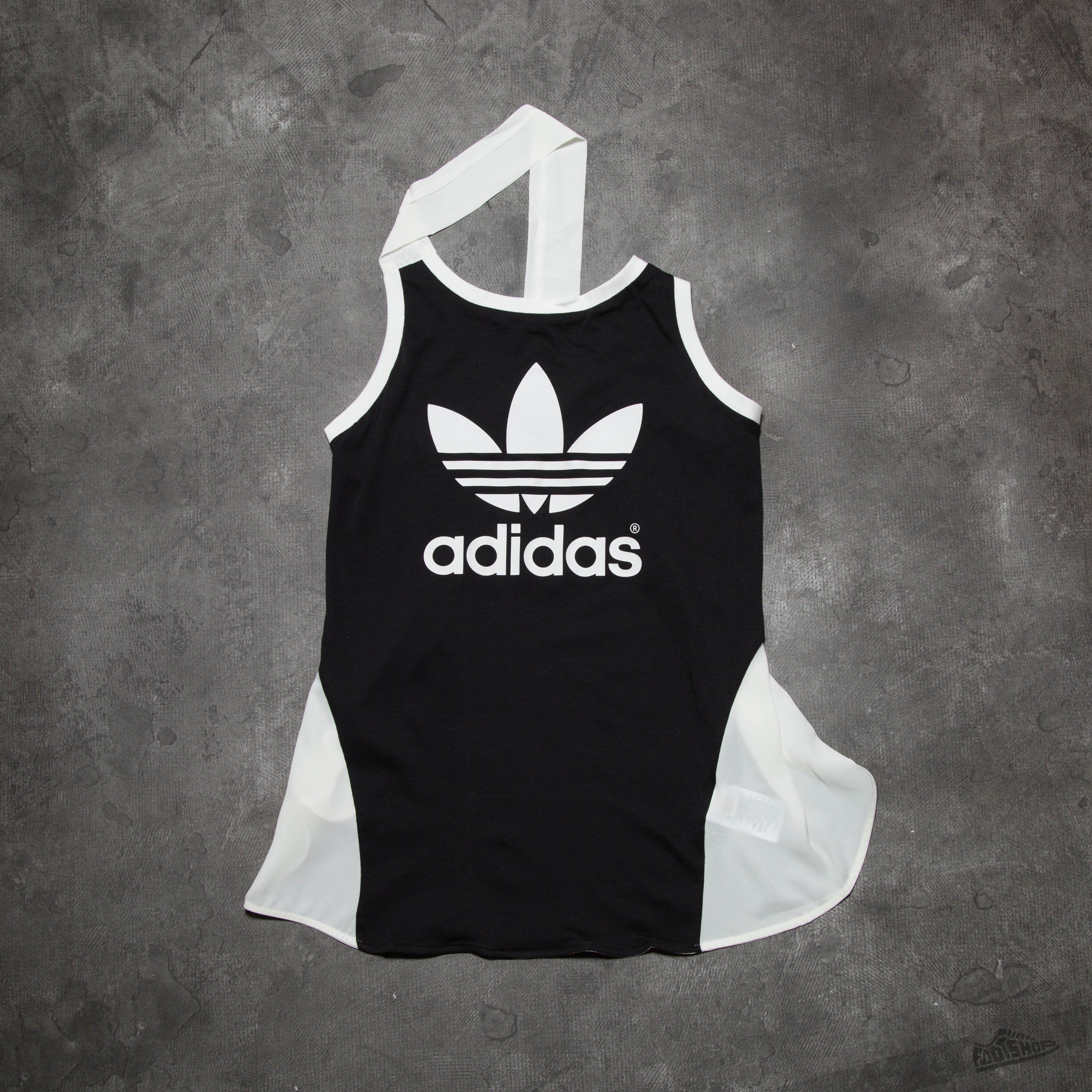 adidas Couture Tank Black/ Owhite/ Luspink
