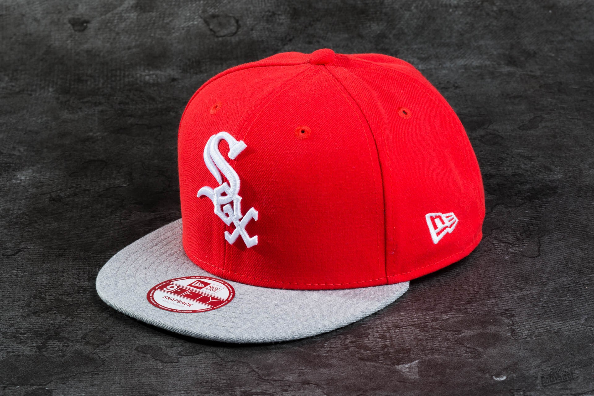 New Era 59FIFTY League Basic Chicago White Sox Red