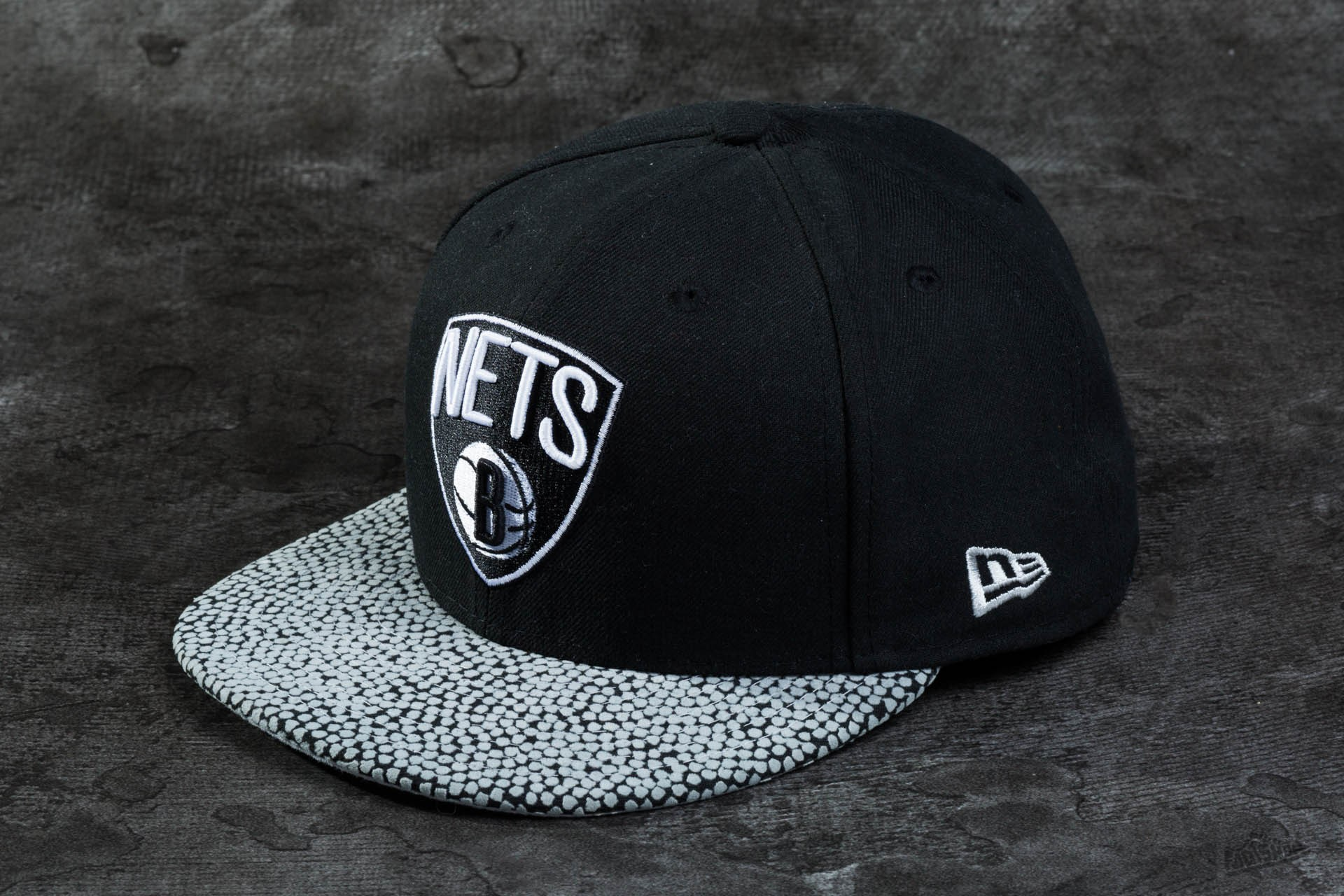 New Era 59FIFTY Team Vize Brooklyn Nets Black/Grey Footshop – FR
