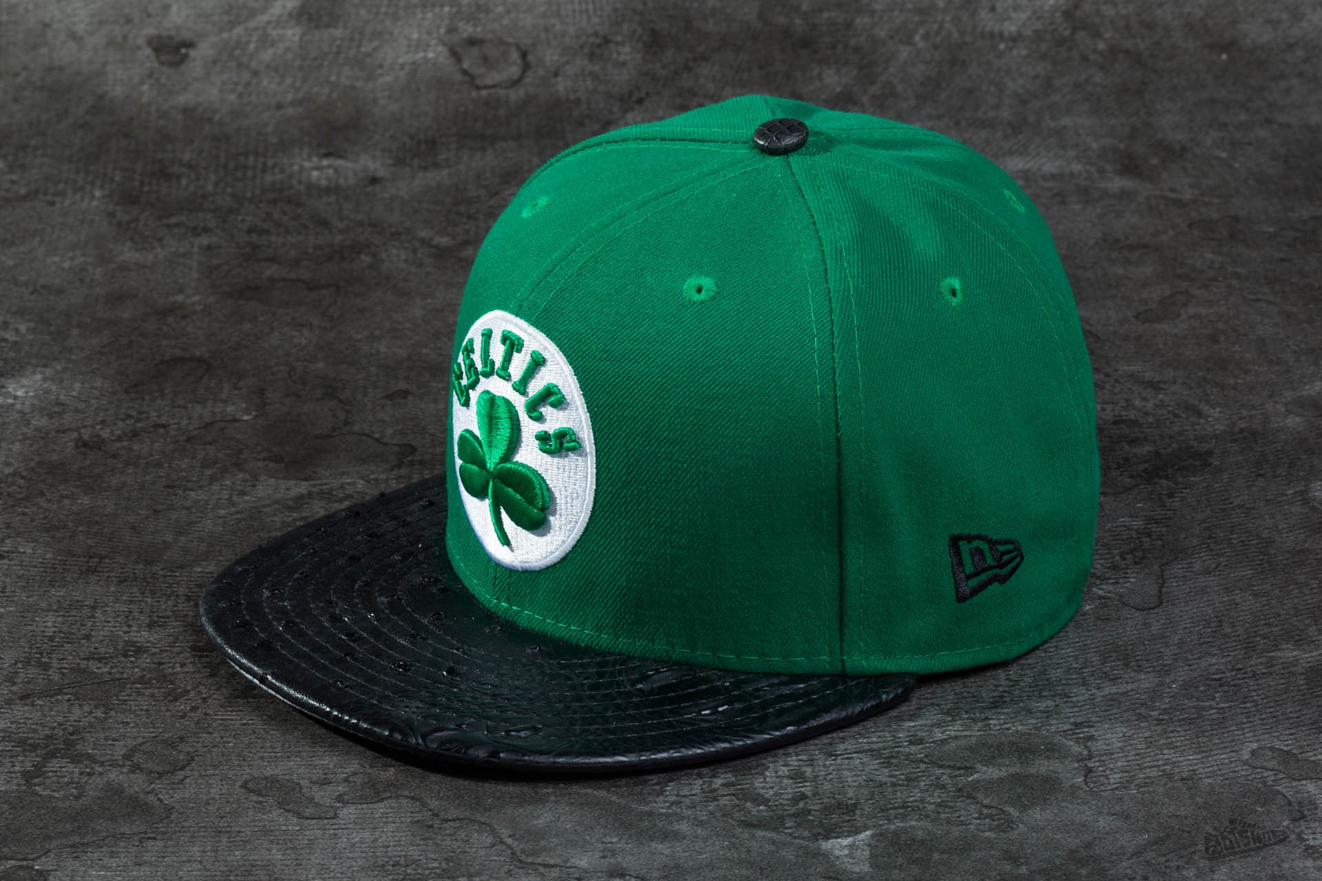 New Era 59FIFTY Celtics Reptile Mix Boscel