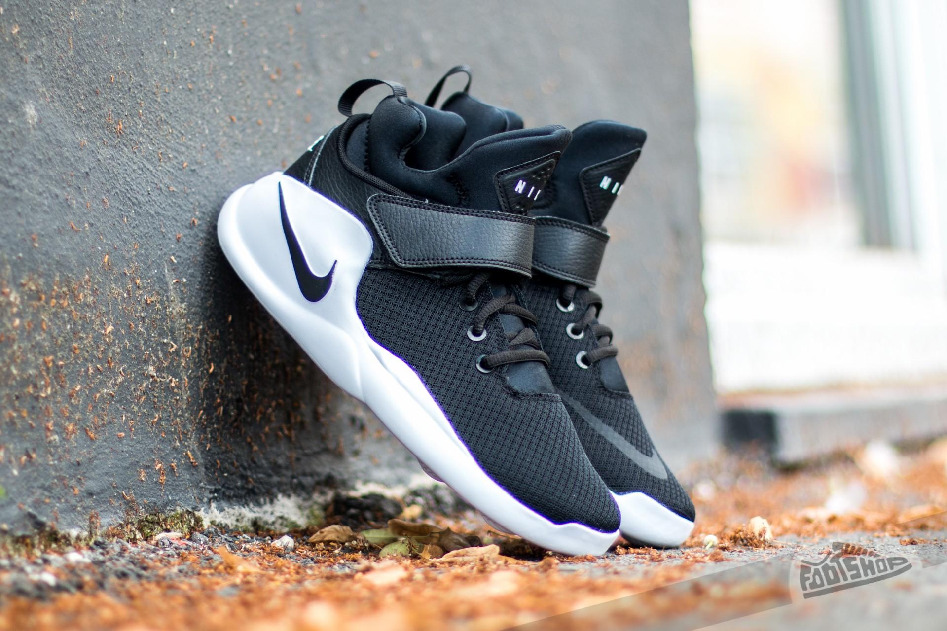 Nike Wmns Kwazi Black/ Black- White