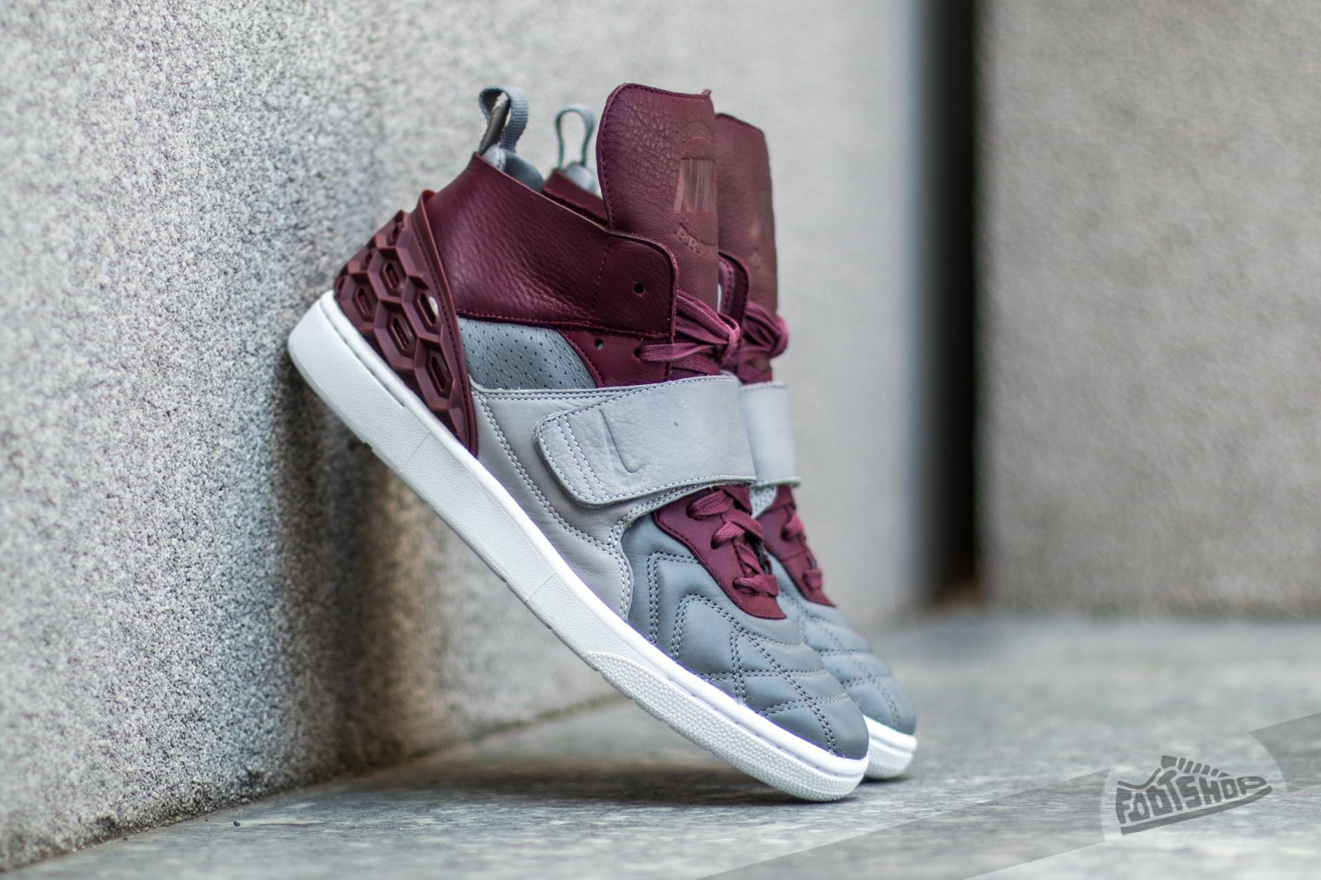 Nike Tiempo Vetta QS Cool Grey/ Wolf Grey- Night Maroon Footshop – FR