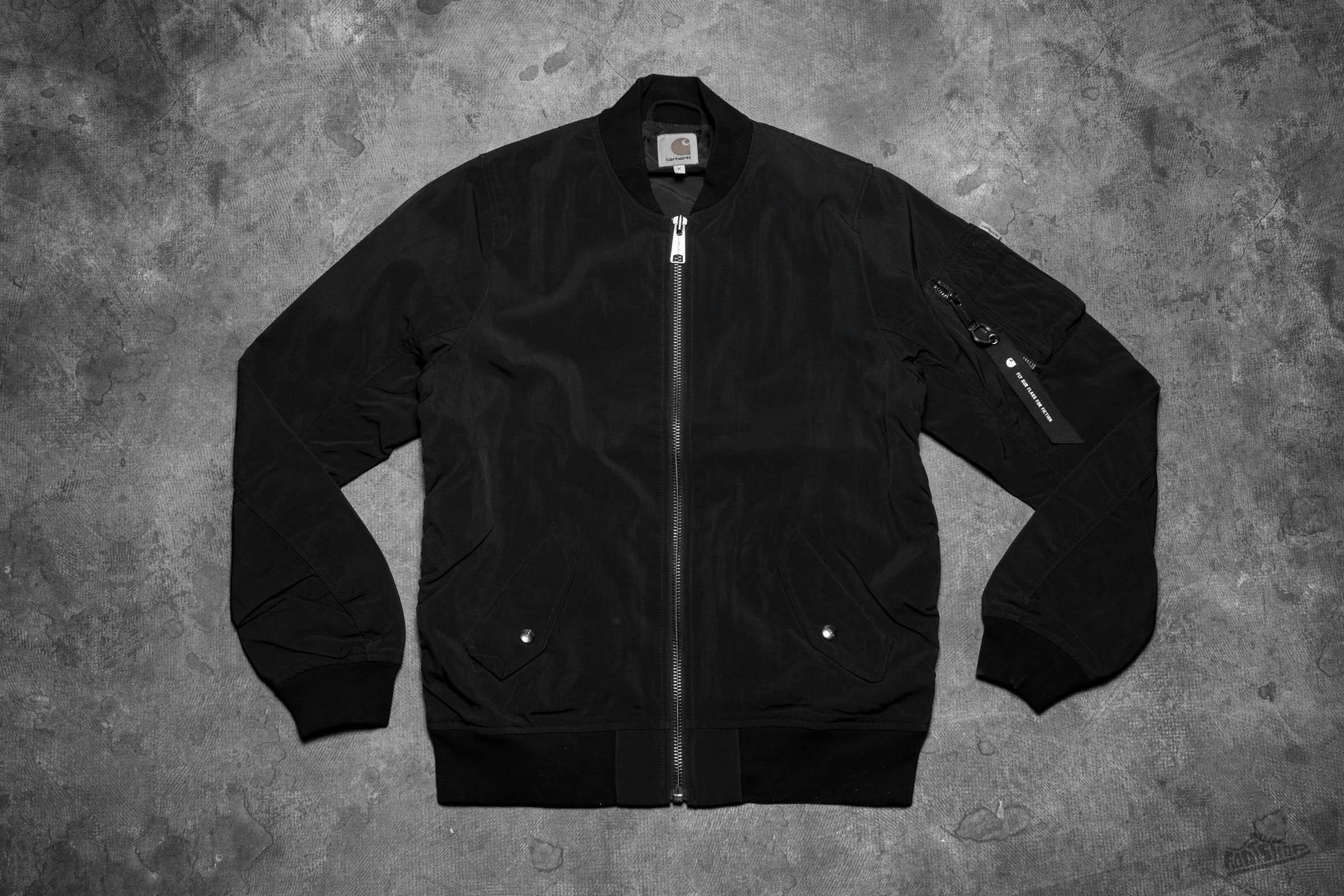 Carhartt WIP Adams Jacket Black