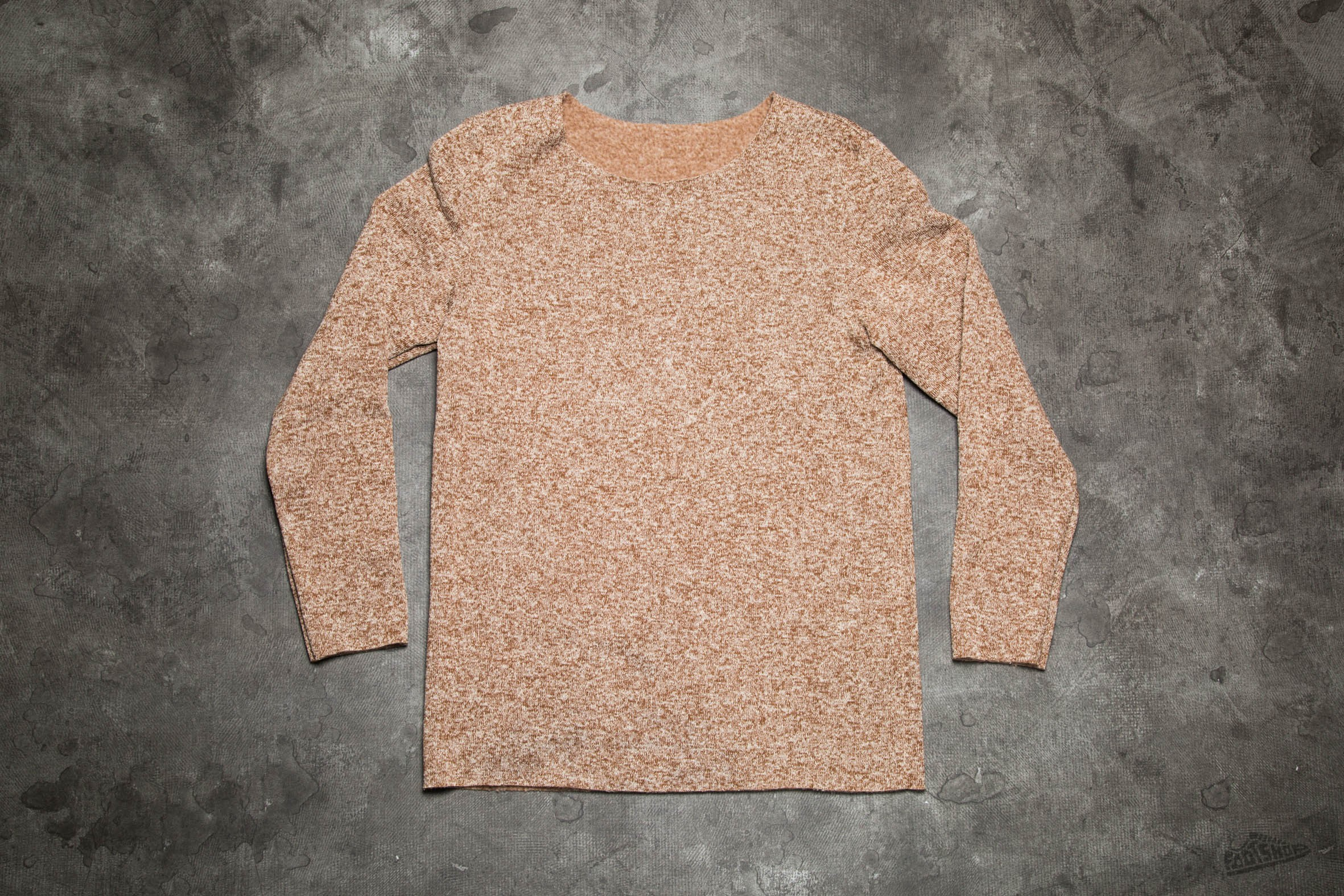 Born Bane x Footshop Sweater Brown