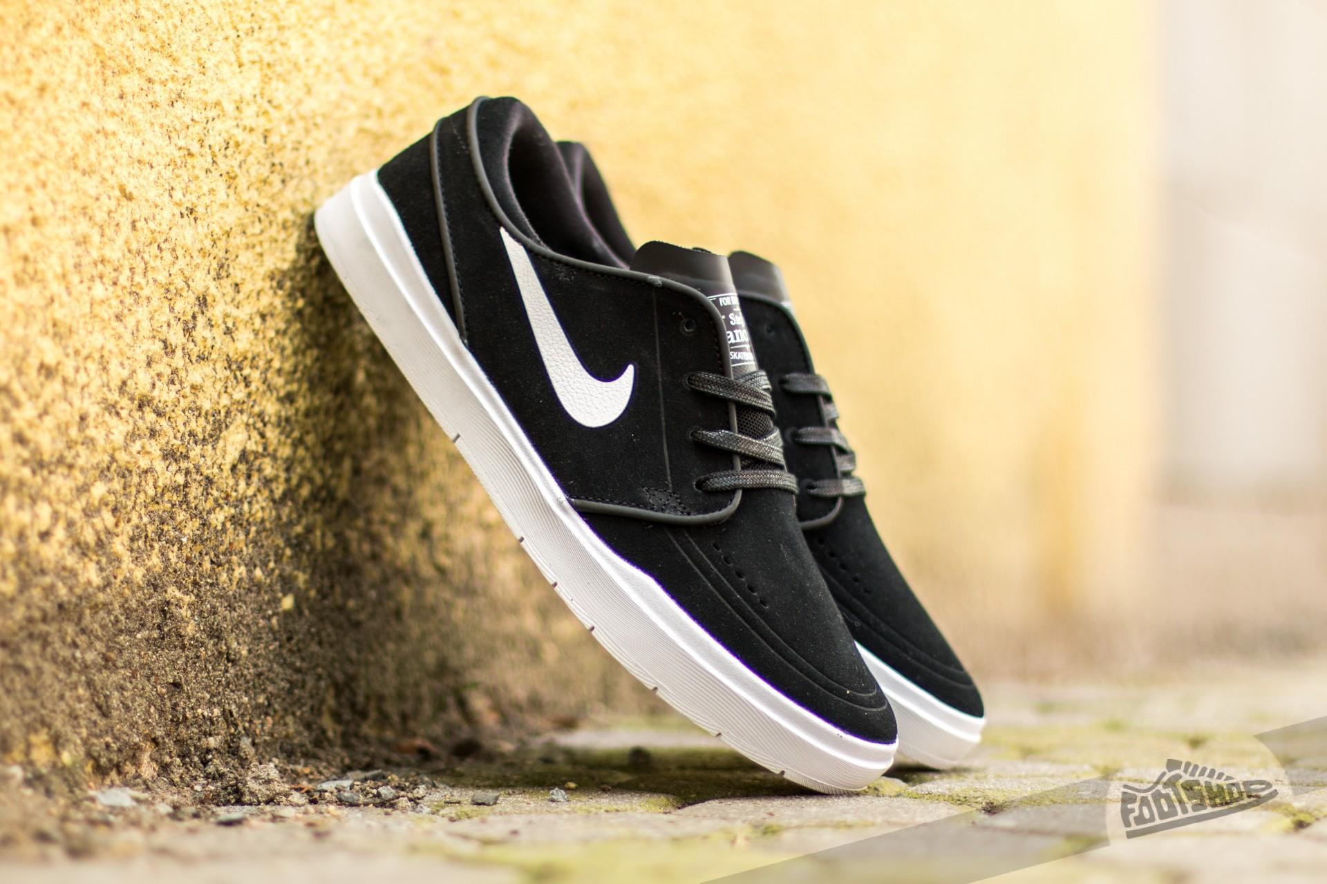 Nike Stefan Janoski Hyperfeel Black/ White Footshop – FR